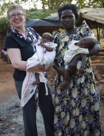 cyndy in uganda