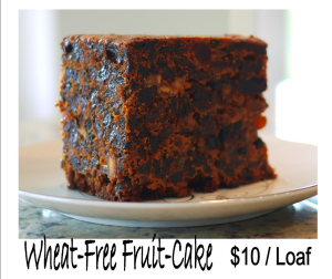 fruit cake for sale