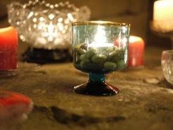 in leu of a fireplace